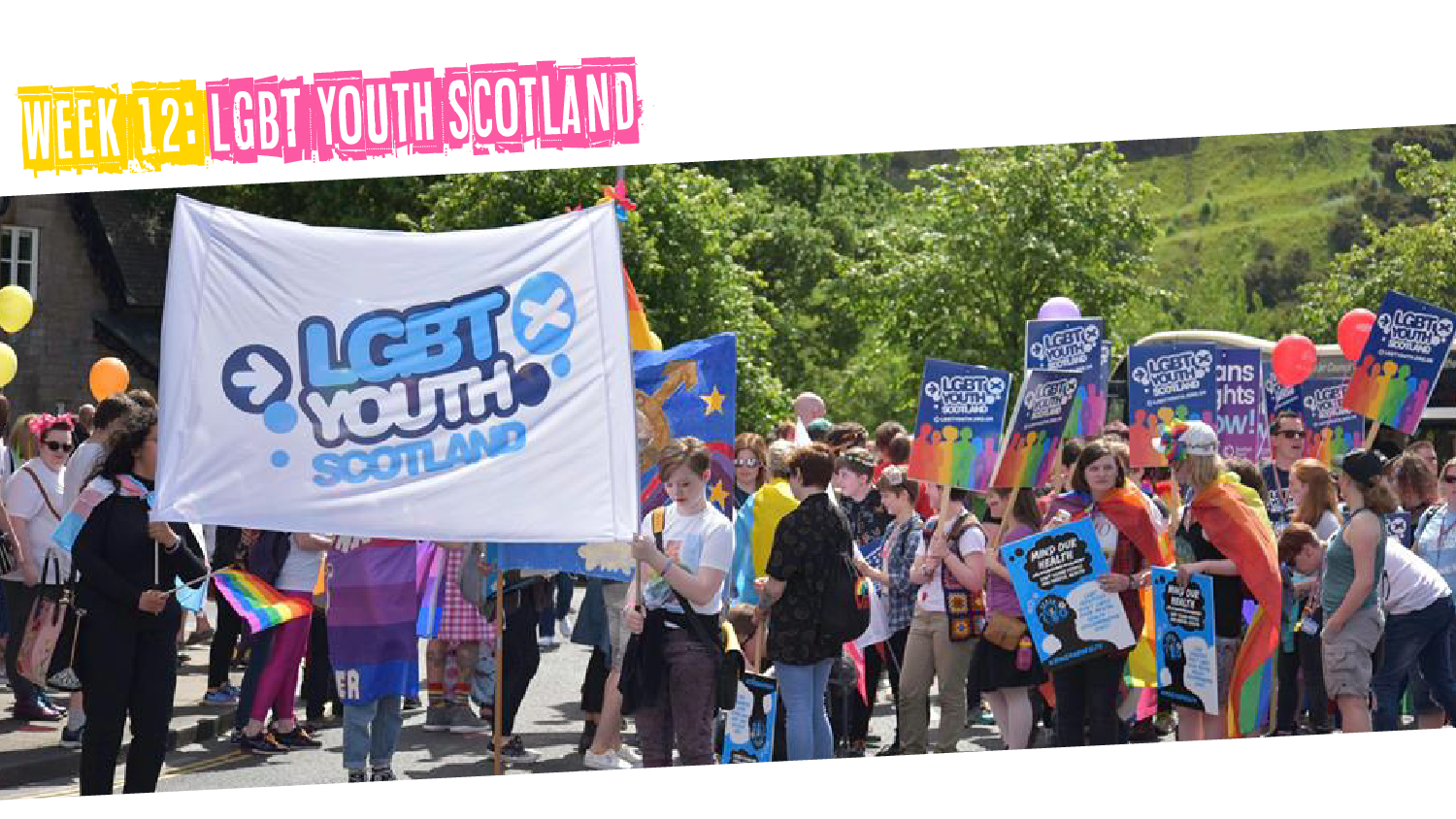 IYM Week 12: LGBT Youth Scotland