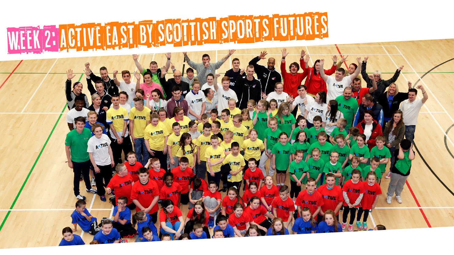 IYM Week 2: Active East by Scottish Sports Futures