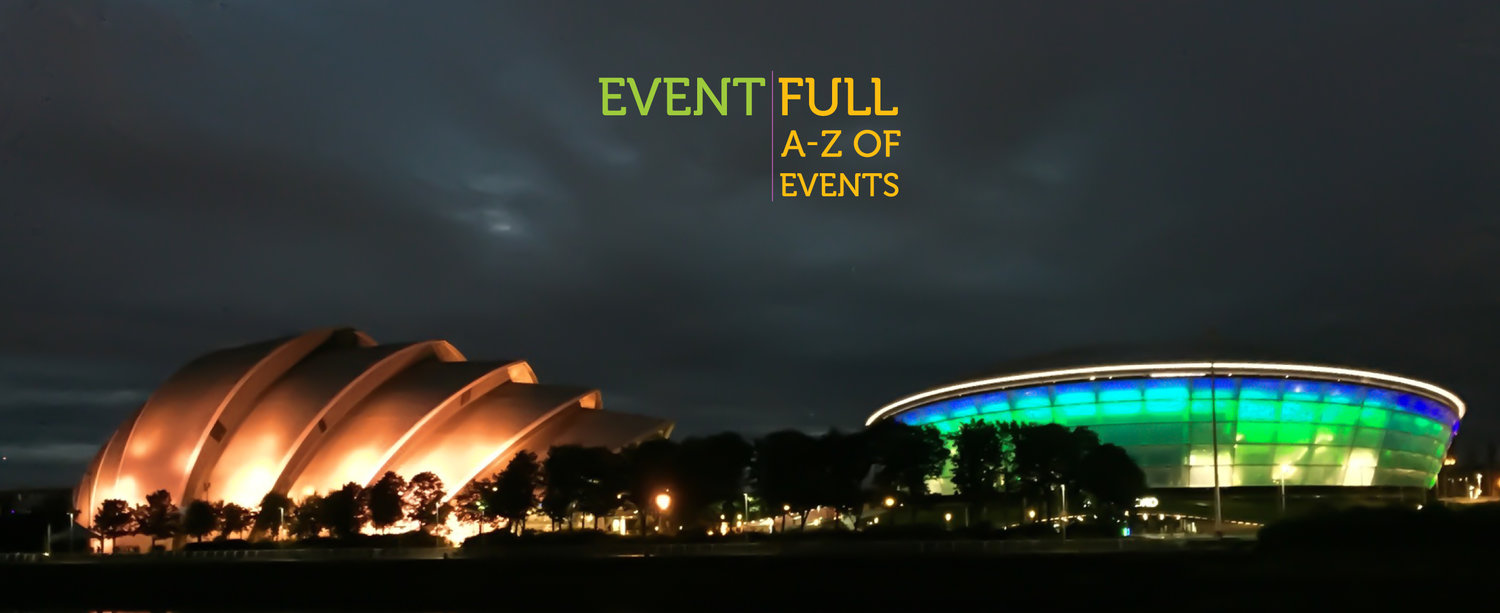 EventFull: A-Z of Events