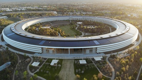 Apple Park, Cupertino