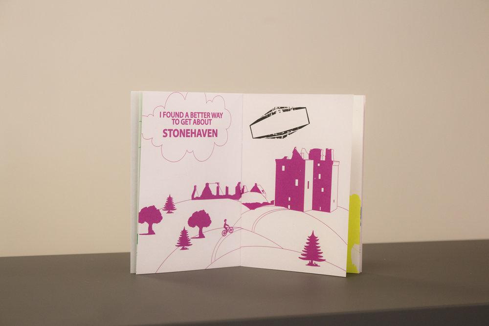 Aberdeenshire Council GetAbout children's passport