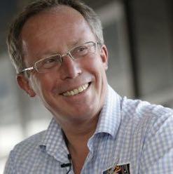 Andrew Pindar OBE  Partner GAC Pindar