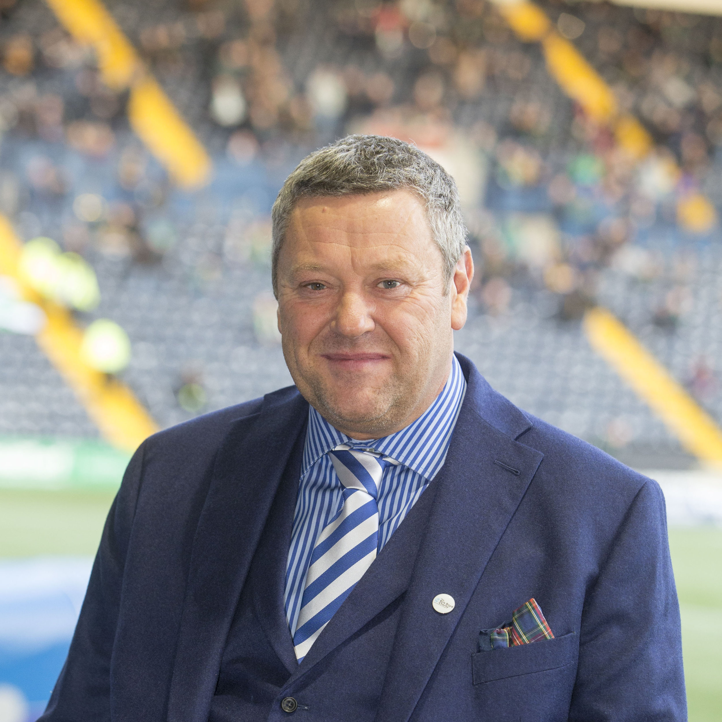 Billy Bowie  Board Member Kilmarnock Football Club