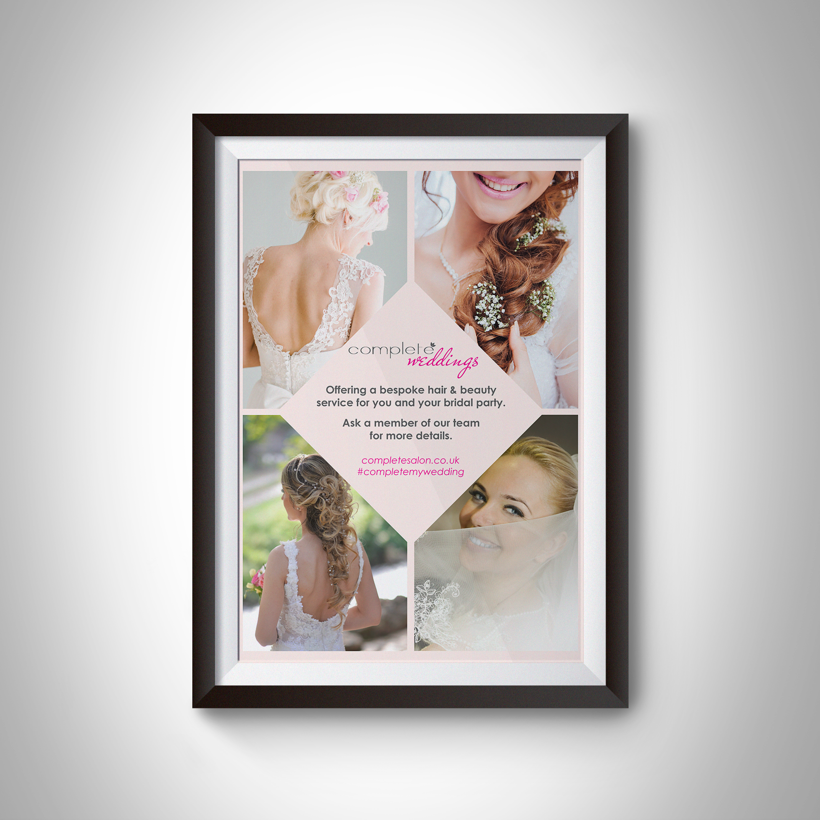 Complete Weddings poster