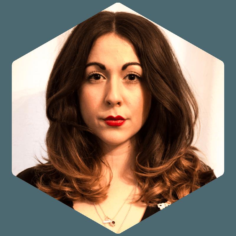 Hannah Grace Ryan, Founder, The Garnet Collective