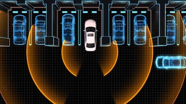 lexus rear cross traffic alert