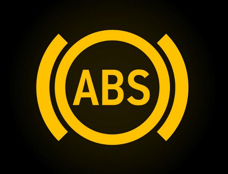 anti lock brake warning