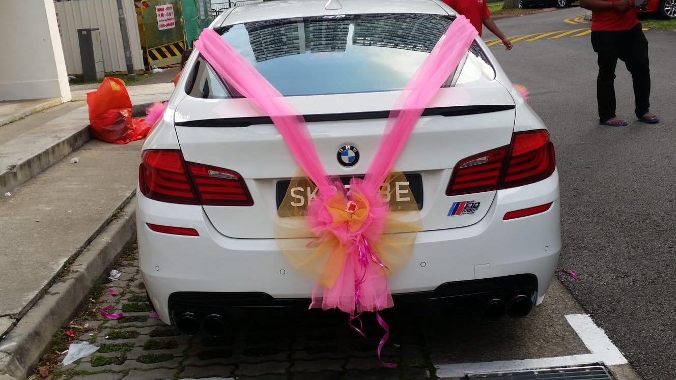 BMW 5 series 523i F10