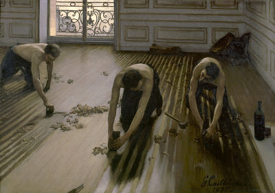 Gustave Caillebotte, The Floor Scrapers, 1875