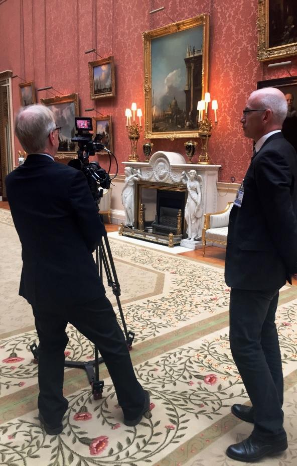 Filming inside The Queen's Gallery- _ EXHIBITION ON SCREEN (David Bickerstaff).jpg