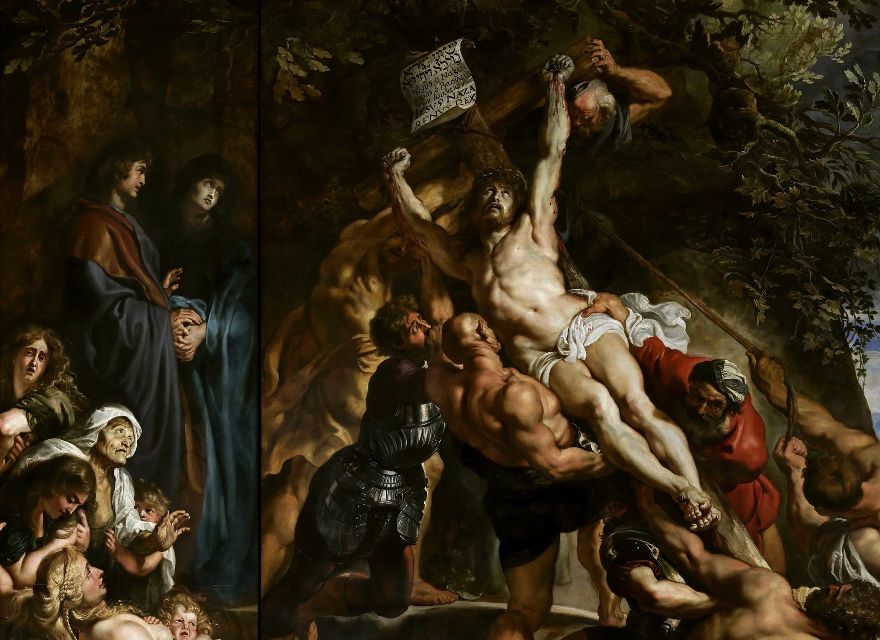 Peter Paul Rubens, Raising of the Cross, 1610.jpg