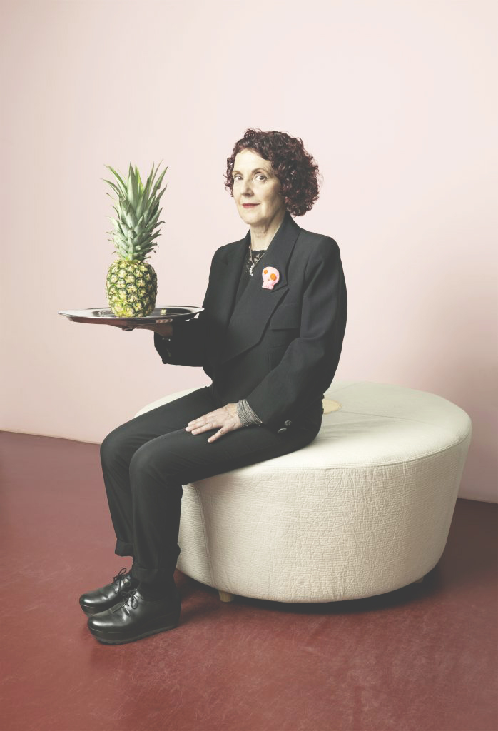 Dr Carmen Hijos - photo by David Stewart for Wired