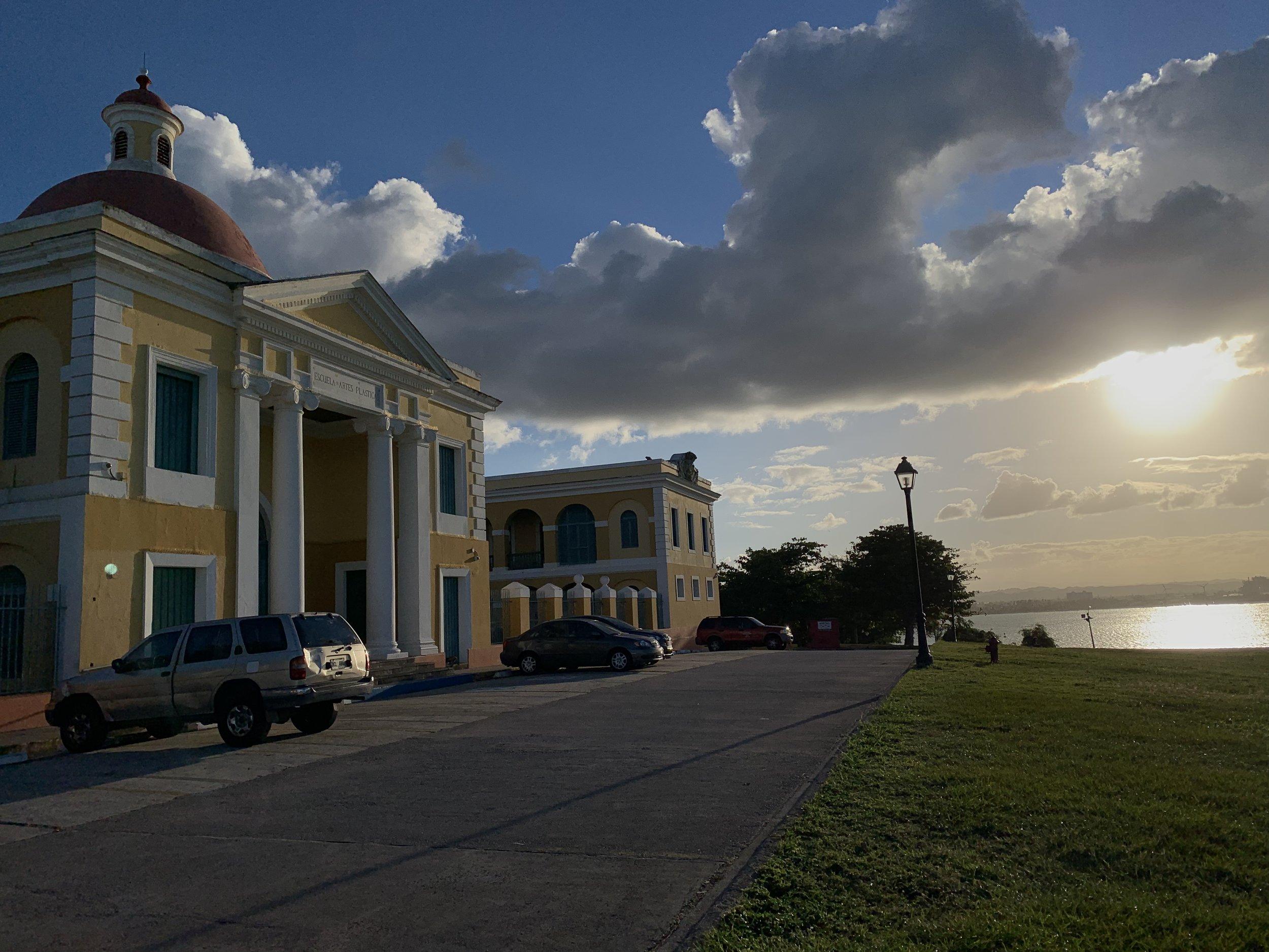 Escuela de Artes Plásticas y Diseño de Puerto Rico, Old San Juan.