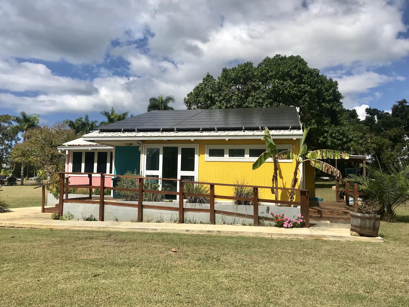 OASIS Solar House, UPRM