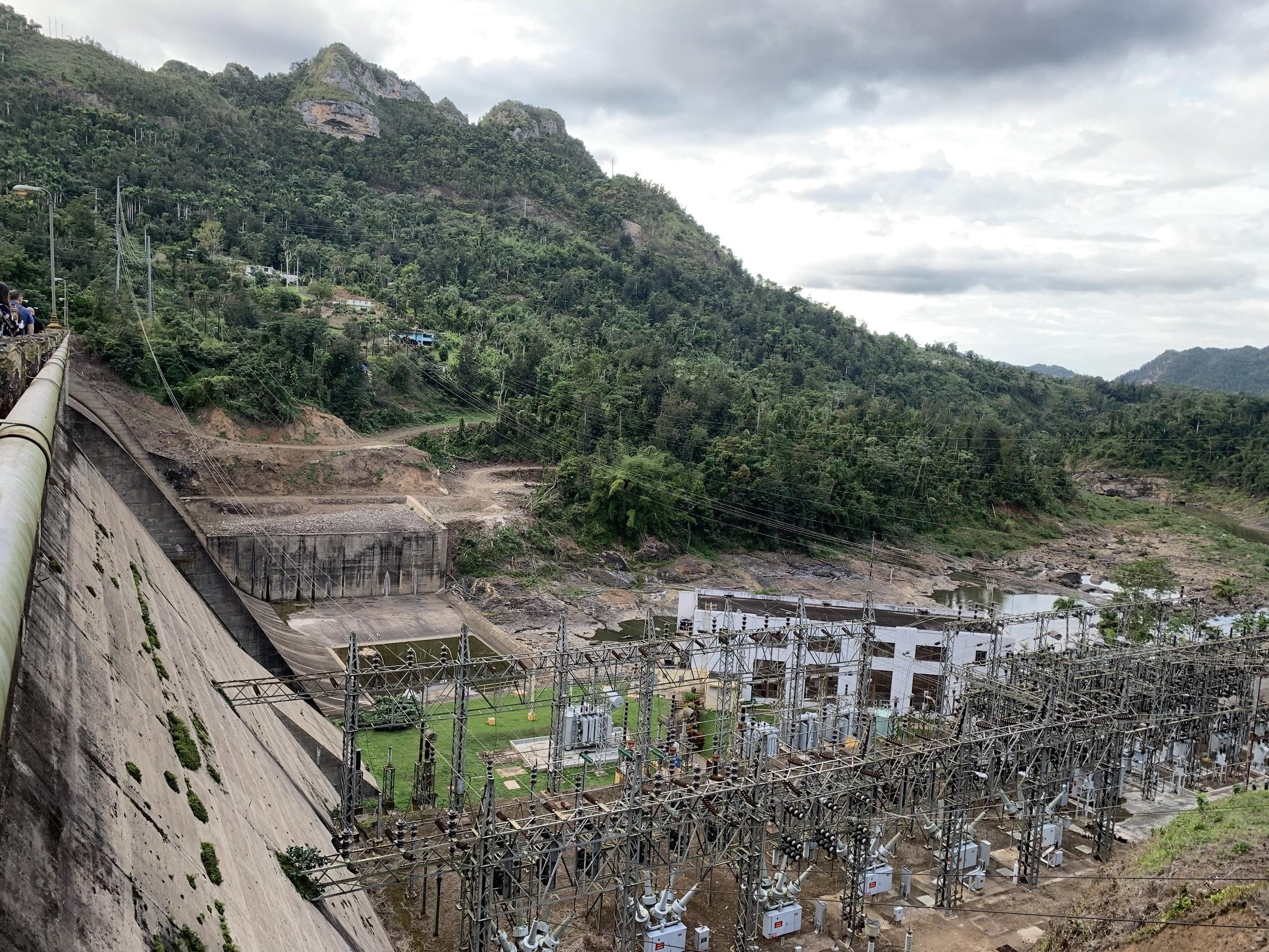 Hydro-power Plant, Utuado