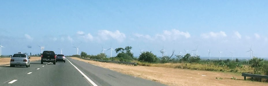 Windmills on agricultural lands owned by the Land Authority have been met with mixed feelings.