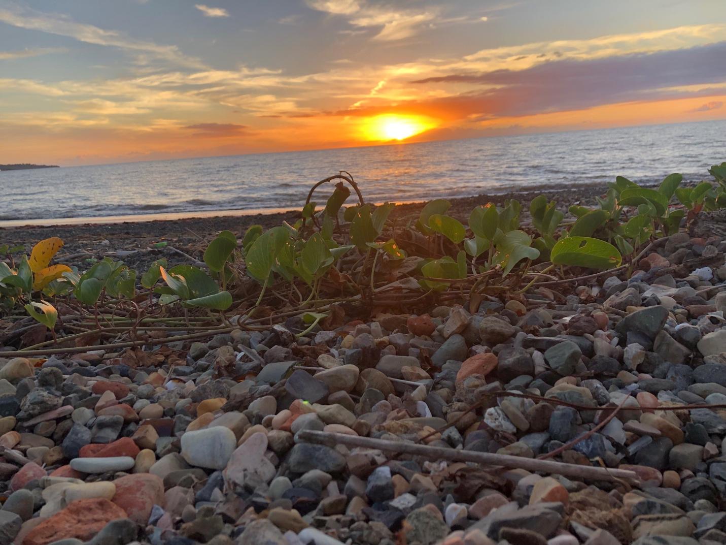 Sunset in Mayagüez Puerto Rico