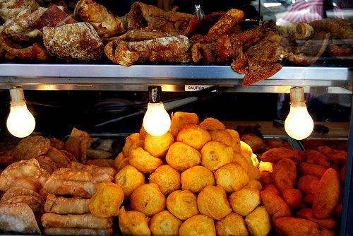 """""""Puerto Rican traditional Food Frituras"""""""