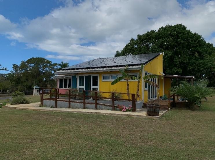 UPR Mayagüez Experimental Solar House