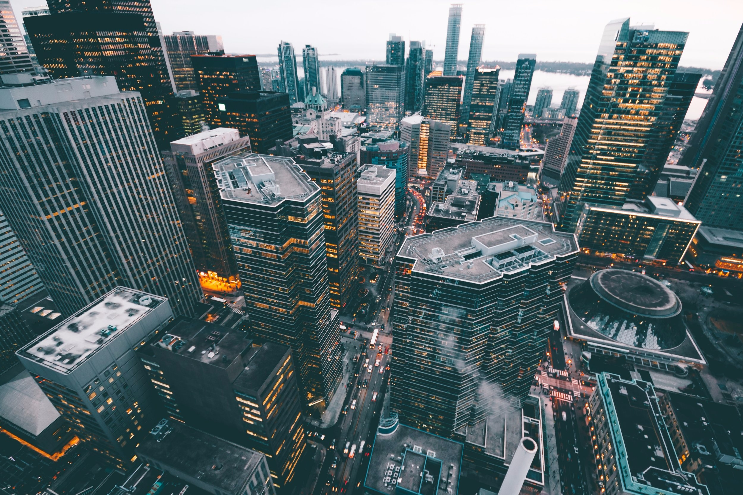 INFLUENCE THE CITY -