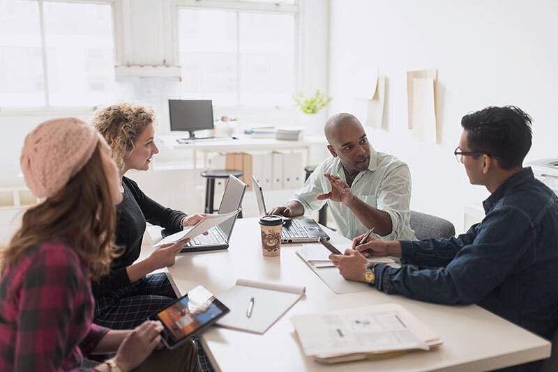 Avaya works across devices and software platforms - always keeping you connected!