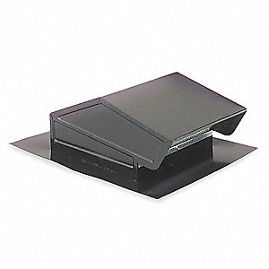 Benefits of our RCV Stem Vent - The stem vents eliminated the need for metal adapters by integrating the stem into the roof capDampered vent features one-way vent systemAvailable in 4
