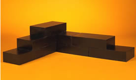 Painted Lead Brick - Black is standard ( with other colors available)2 Part Epoxy Paint 100% Sealed for safe handling