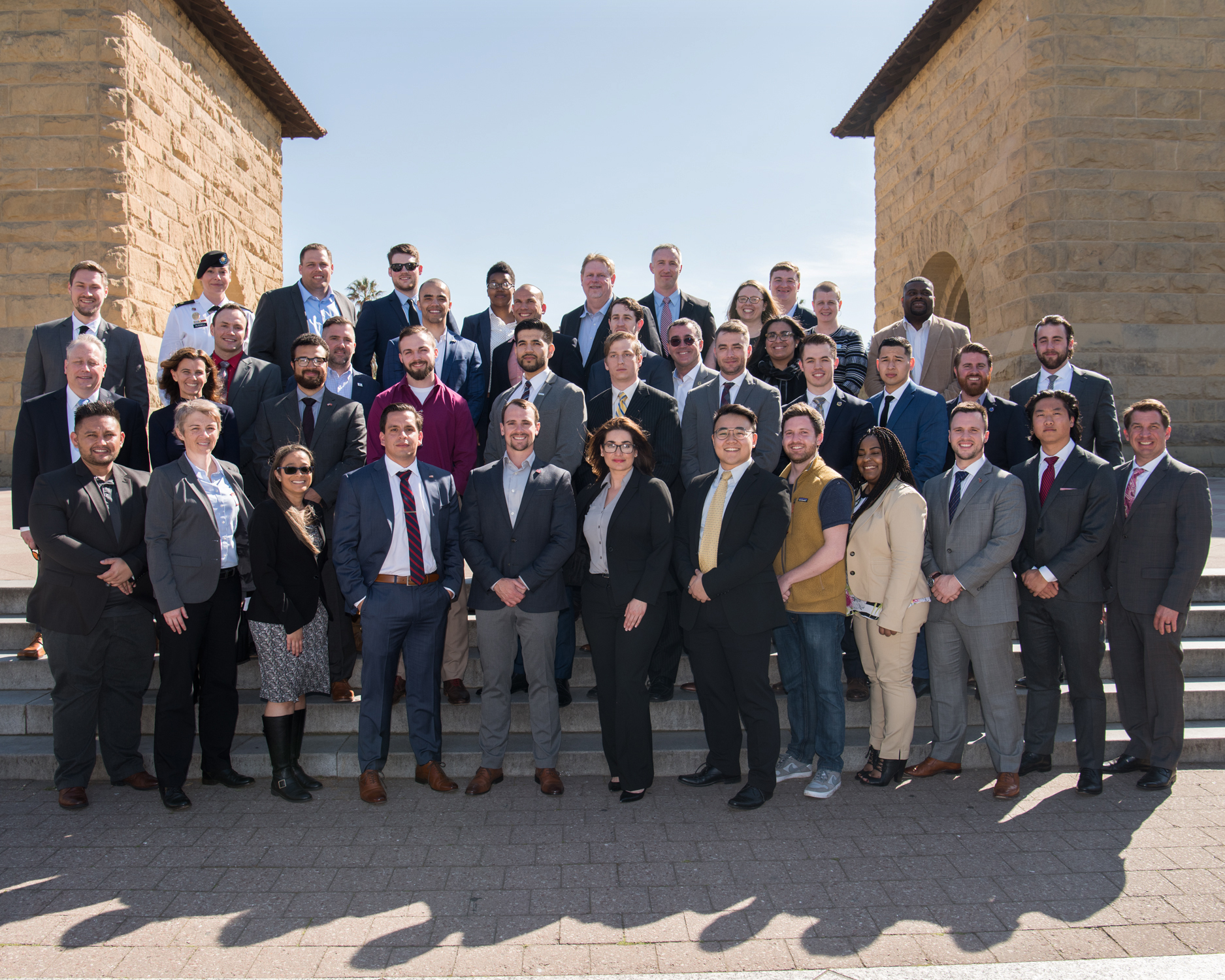 Attendees at ILVC's Spring Meeting 2019