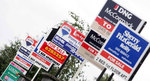 The government want house prices to climb to Celtic Tiger levels and above