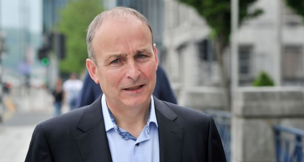 Fianna Fail leader Micheál Martin was part of the cabinet that bailed out the banks, established NAMA and implemented a savage austerity programme.