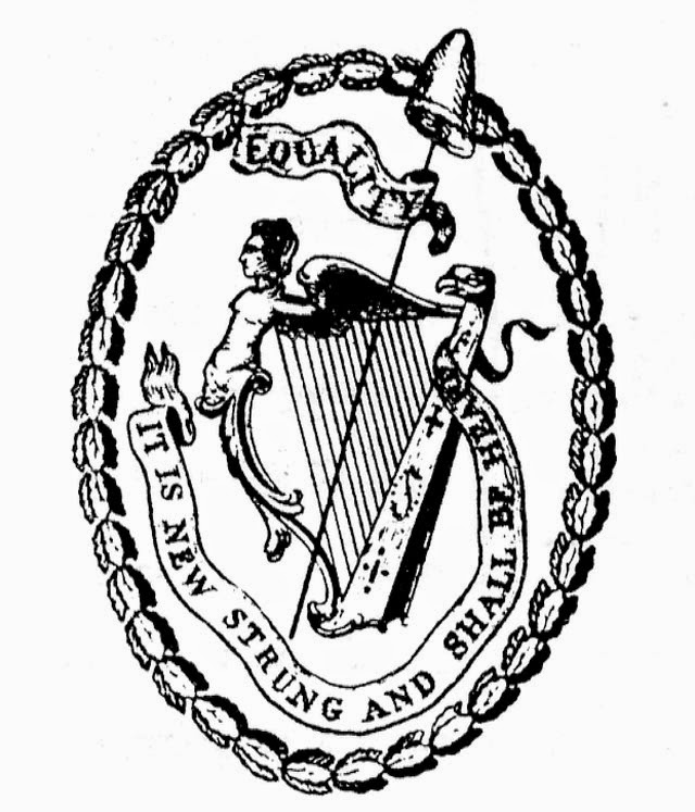 The United Irishmen - Equality - It is new strung and shall be heard