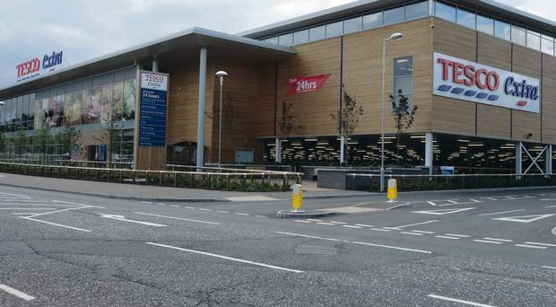 Tesco is now the largest employer in the Six Counties, reflecting the changed nature of the Six County economy.