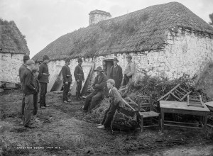 The land wars of the late 19th century were fought to end the rule of the absentee landlord. Today privately owned food processors and supermarket chains are generating super-profits from Ireland's land at the expense of those farm it.