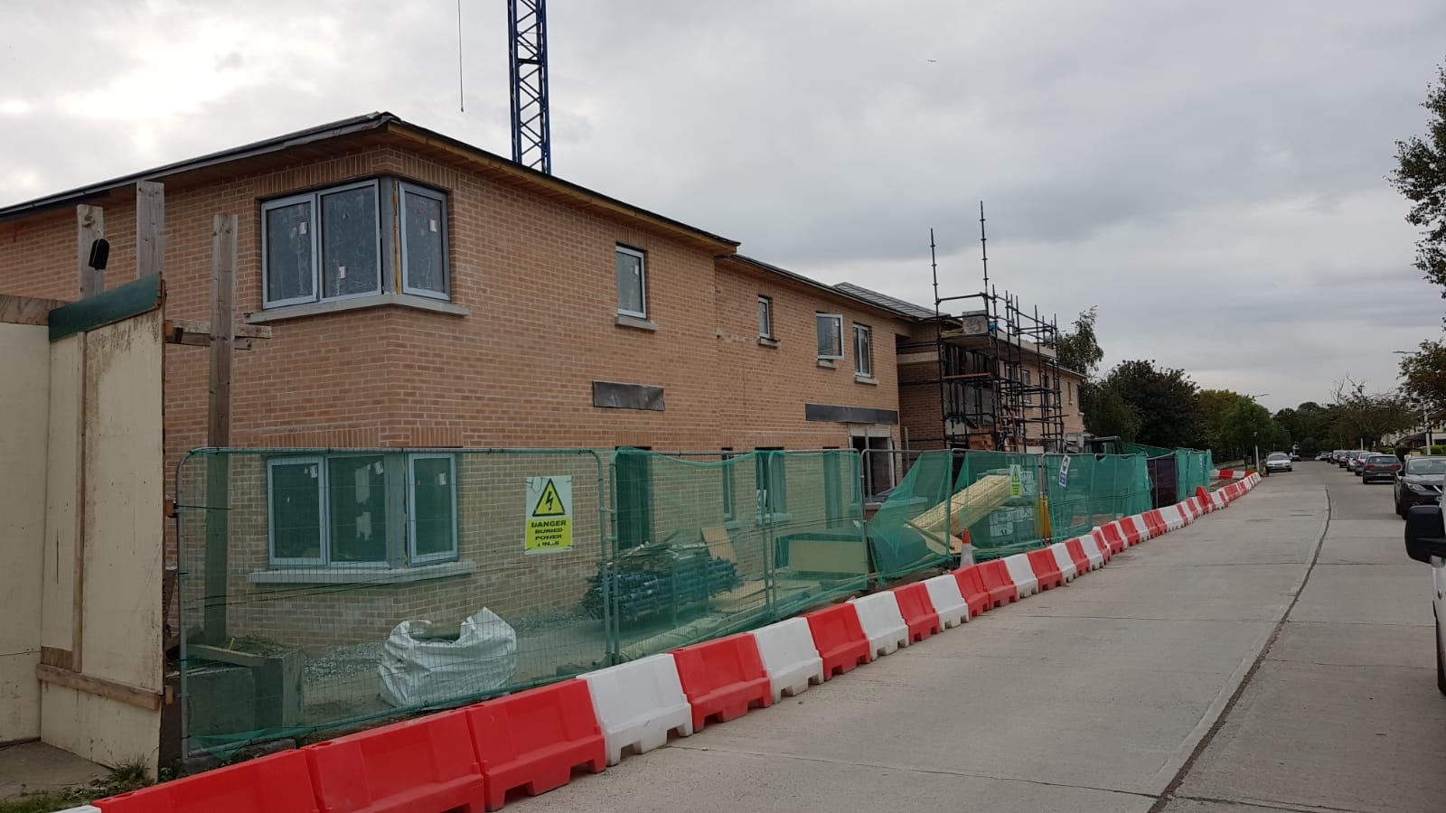 New homes on Broadford Rise will provide purpose-built housing for older residents - many of whom will surrender larger homes which can then be used to house younger, larger families.