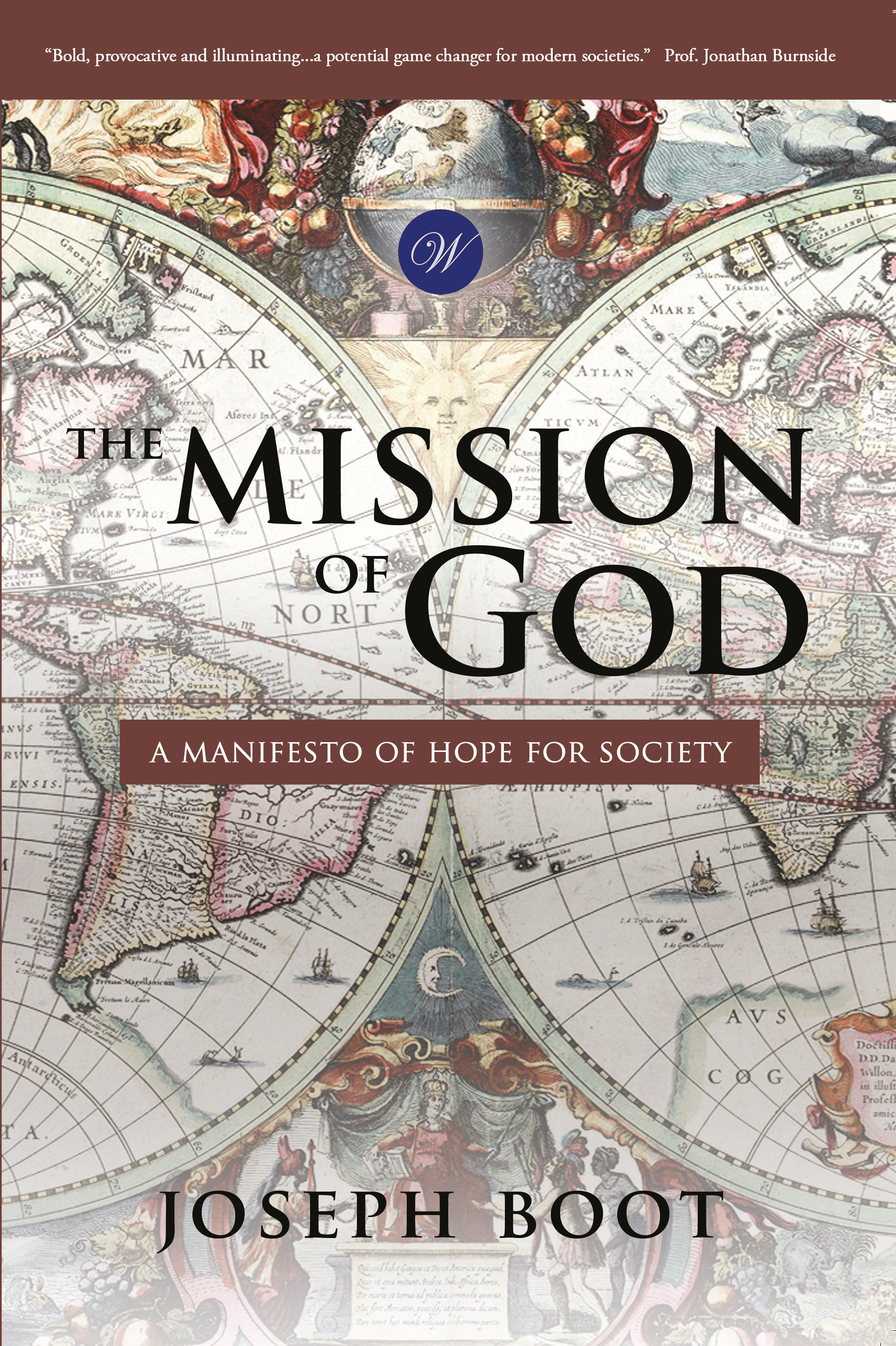 The Mission Of God - A theological masterpiece that applies the Lordship of Christ to all creation