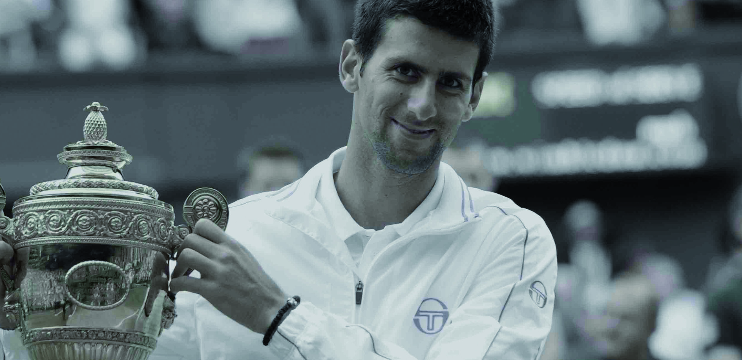 2010–2012 - A GREAT BRAND AMBASSADOR IN TENNISSince 2010 the STI Team will see the arrival of the present number 1 in the ATP world ranking: Serbian player Novak Djokovic, who has been Sergio Tacchini Global Brand Ambassador for tennis till 2012.