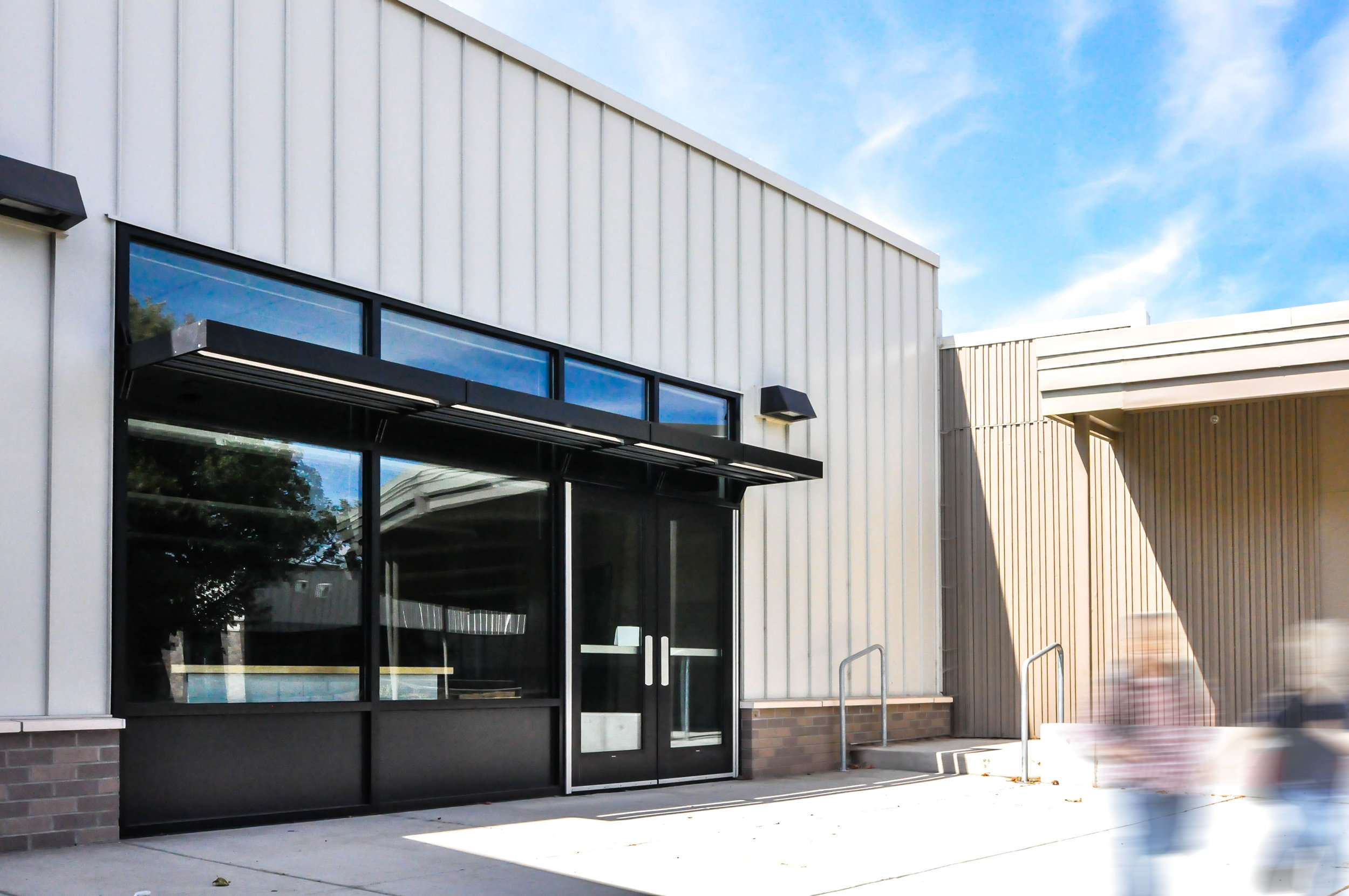 Gilham Elementary School - Exterior