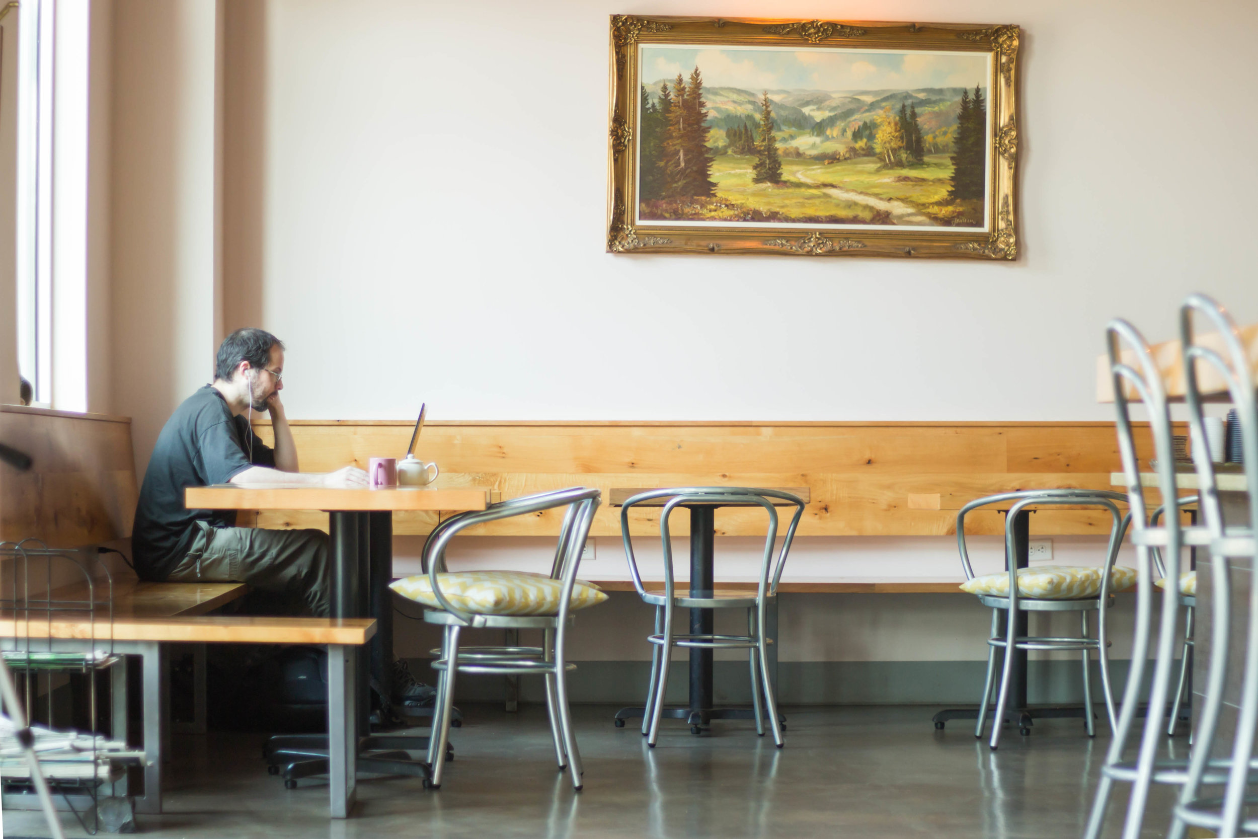 Slightly Coffee Roasters, Eugene, Oregon