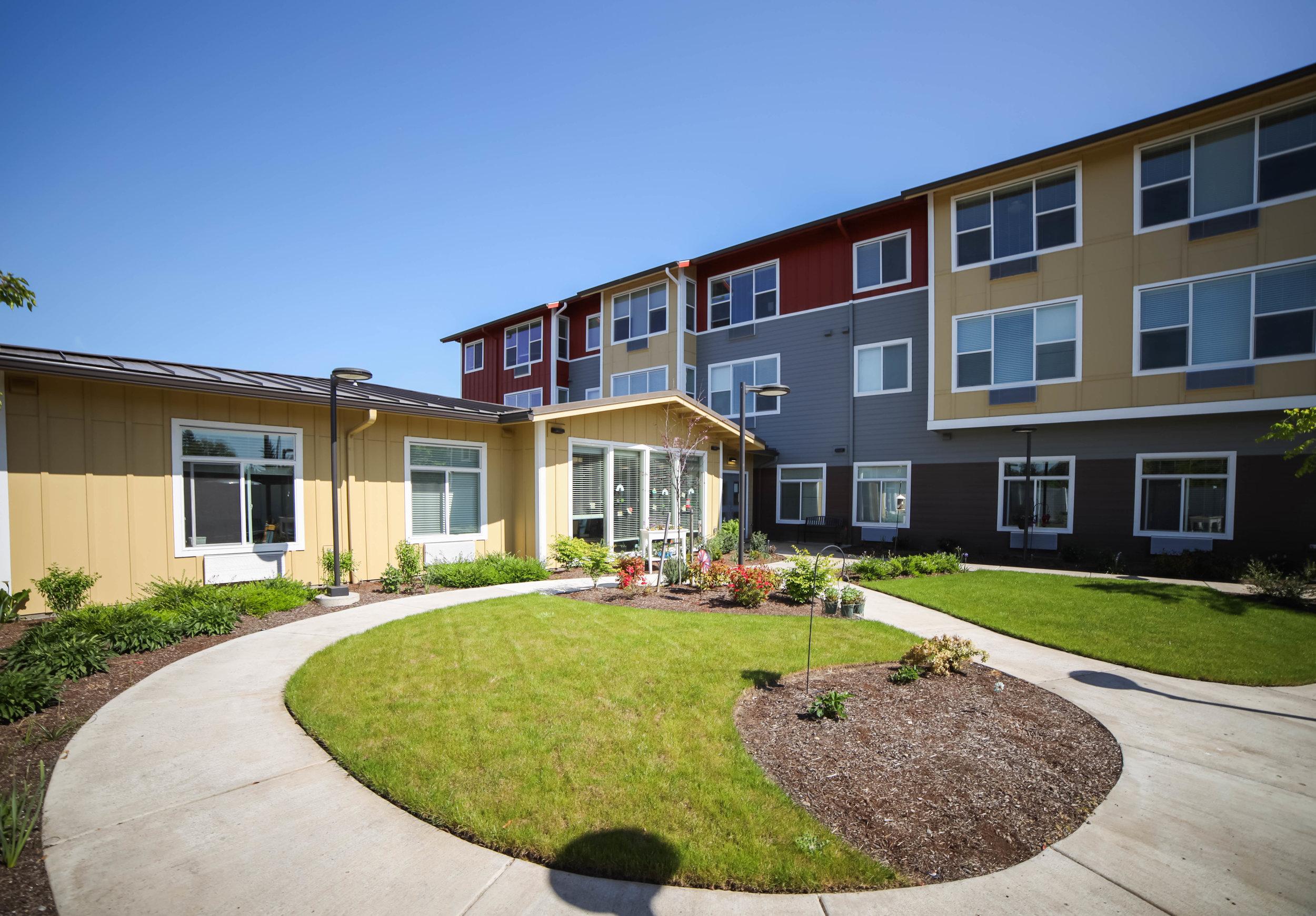 Waverly Place, Albany, Oregon