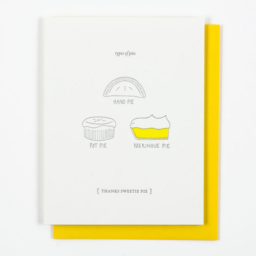 Nourishing Notes Greeting Card