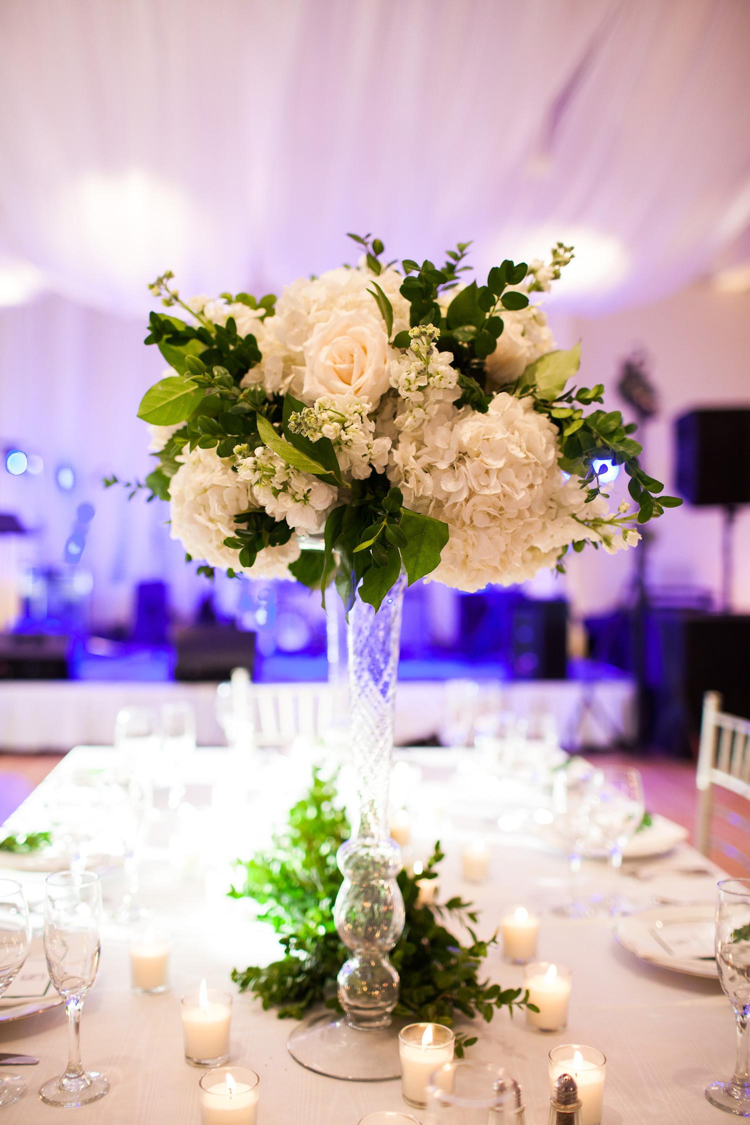 Cincinnati wedding reception at The Center