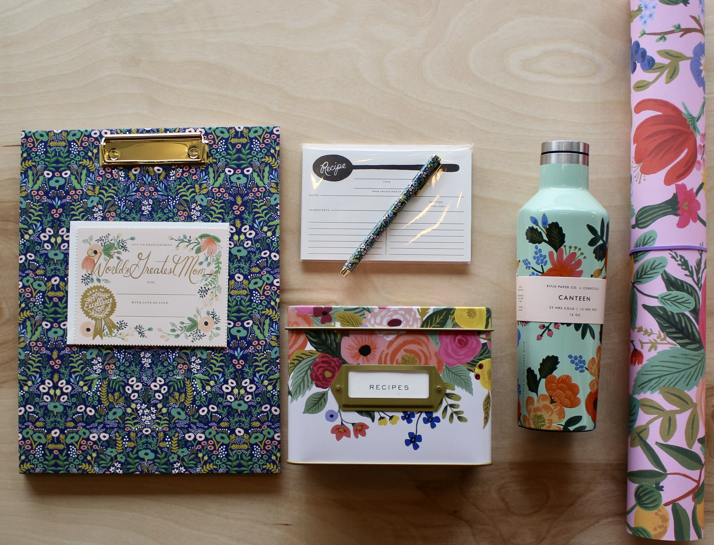 A. Rifle Paper Co. Mom