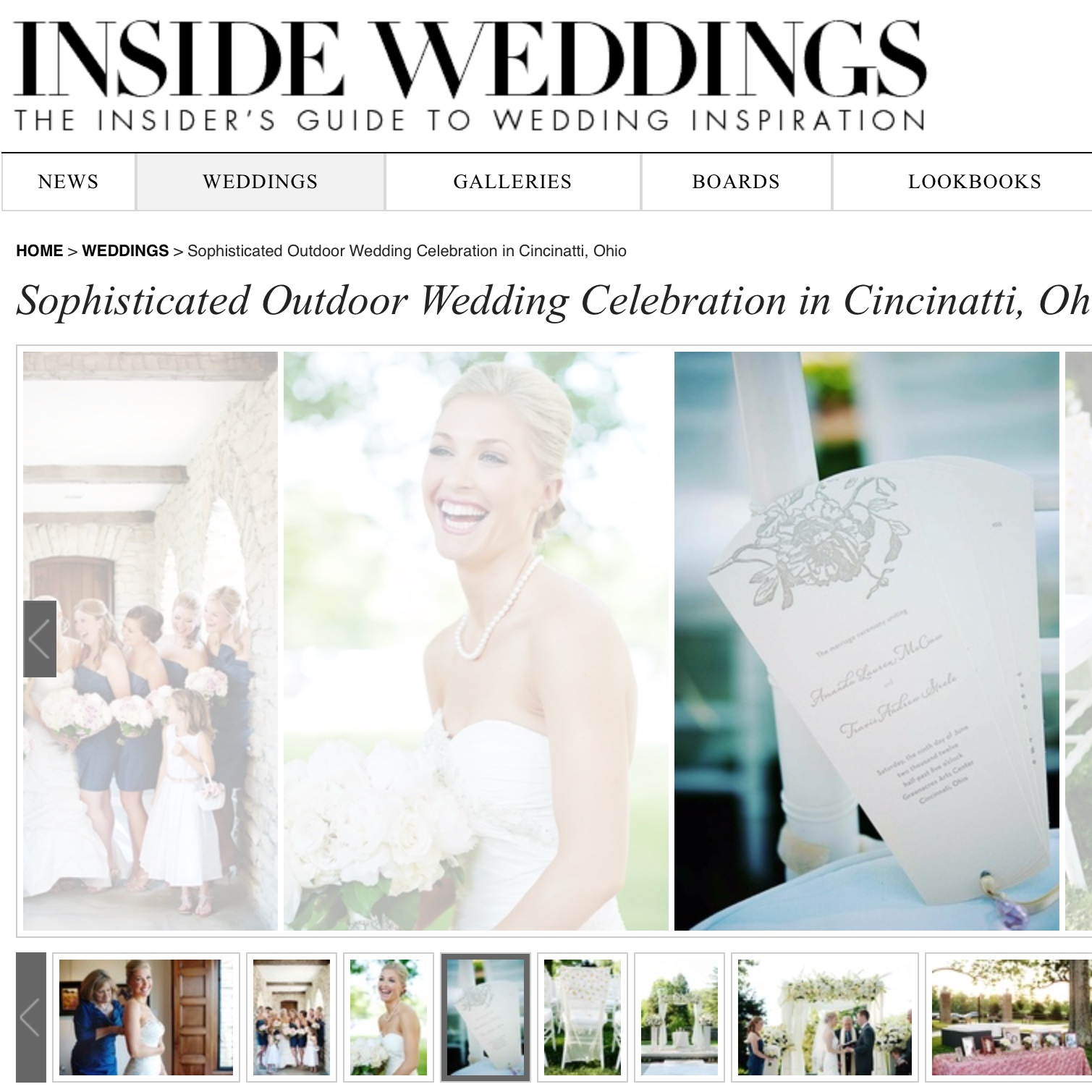 Sophisticated Outdoor Wedding at Greenacres