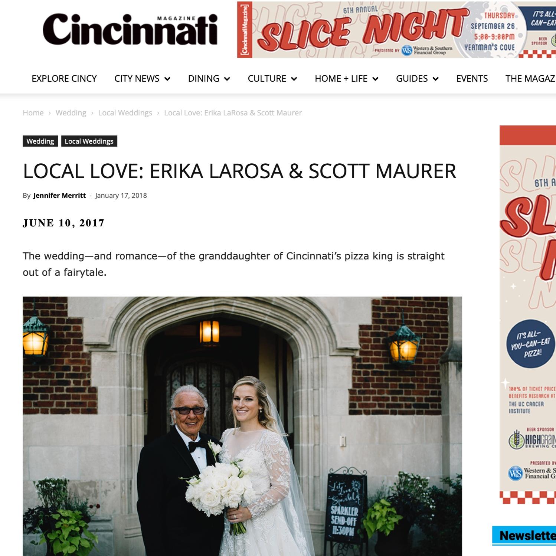 Romantic Pinecroft Wedding