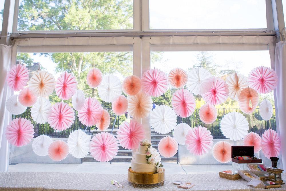 Cincinnati wedding celebration with stationery by Poeme