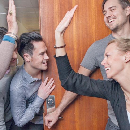 Utmanas tillsammans med ditt lag hos Utmaningarnas Hus i Malmö