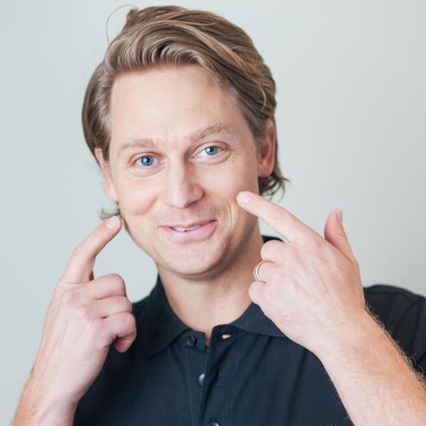 Vår teambuildingexpert Olle Sjölund