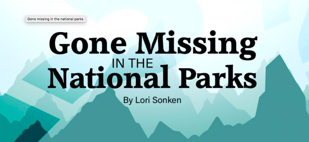 Missing Hikers - National Parks TravelerRead Here