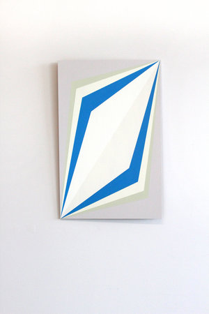 Guido Winkler, One of the endless possibilities of seeing a particular rectangle a little differently, 2017