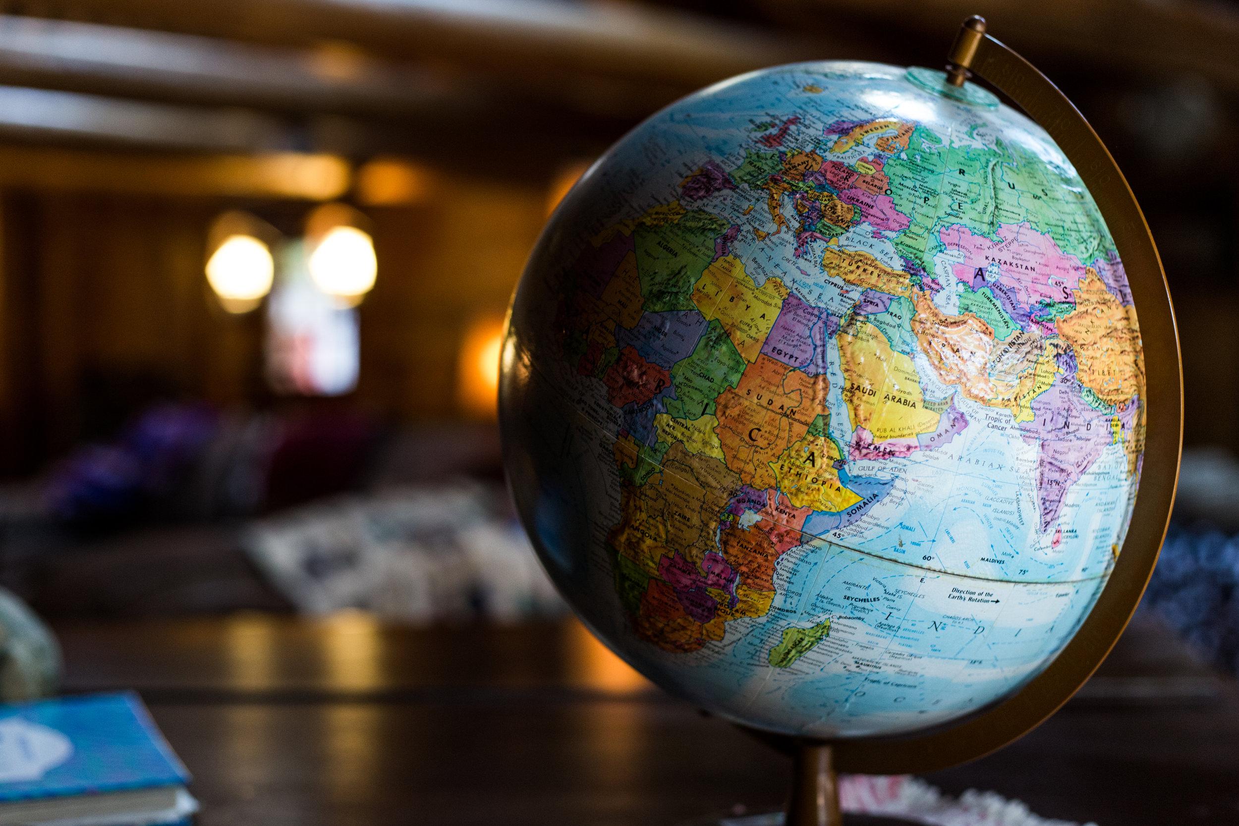 INTERNATIONAL + SPANISH-SPEAKING GROUPS -